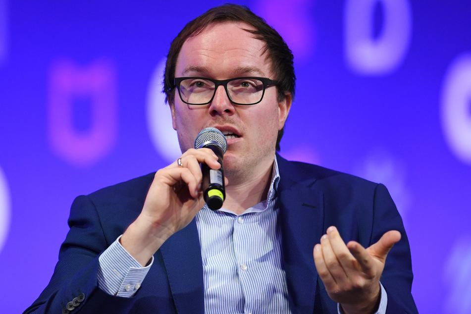 """""""BuzzFeed""""-Chefredakteur Daniel Drepper hält dagegen."""