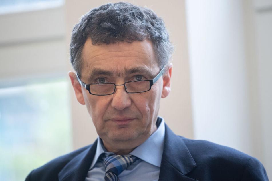 Thomas Schulte-Kellinghaus im Mai vor Gericht.