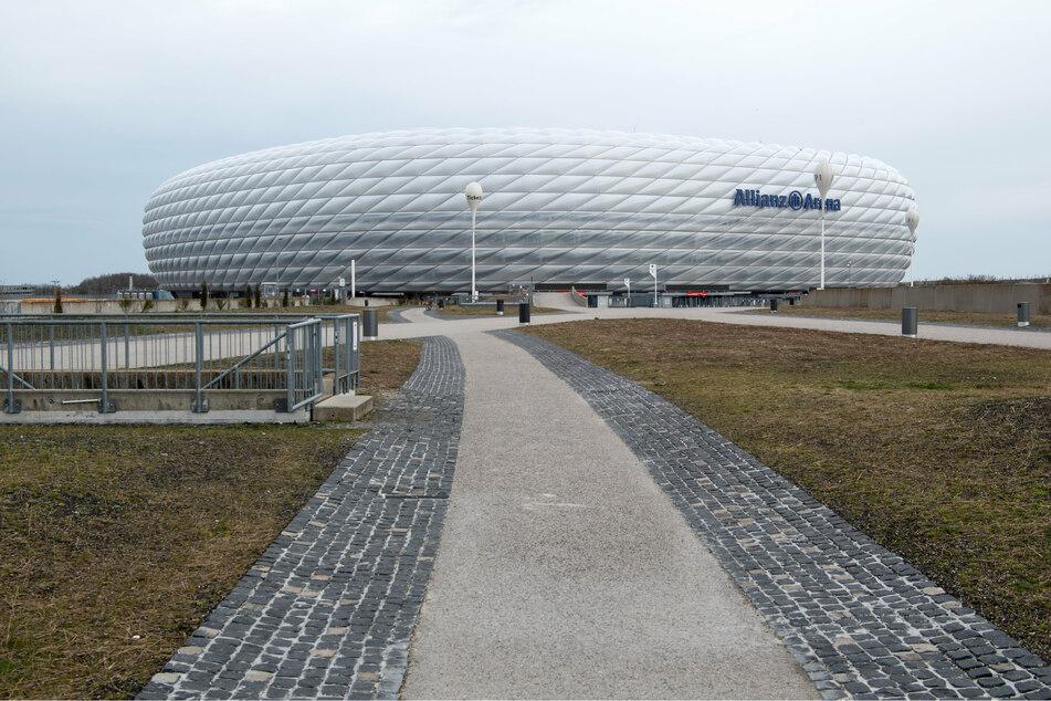 Die Allianz Arena in München ist der deutsche EM-Spielort.
