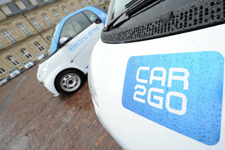 Bislang besaß Daimler 75 Prozent des Carsharing-Anbieters Car2Go. (Archivbild)