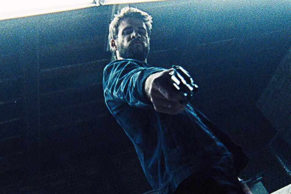 Moe Diamond (Liam Hemsworth) sinnt wild entschlossen auf Rache.