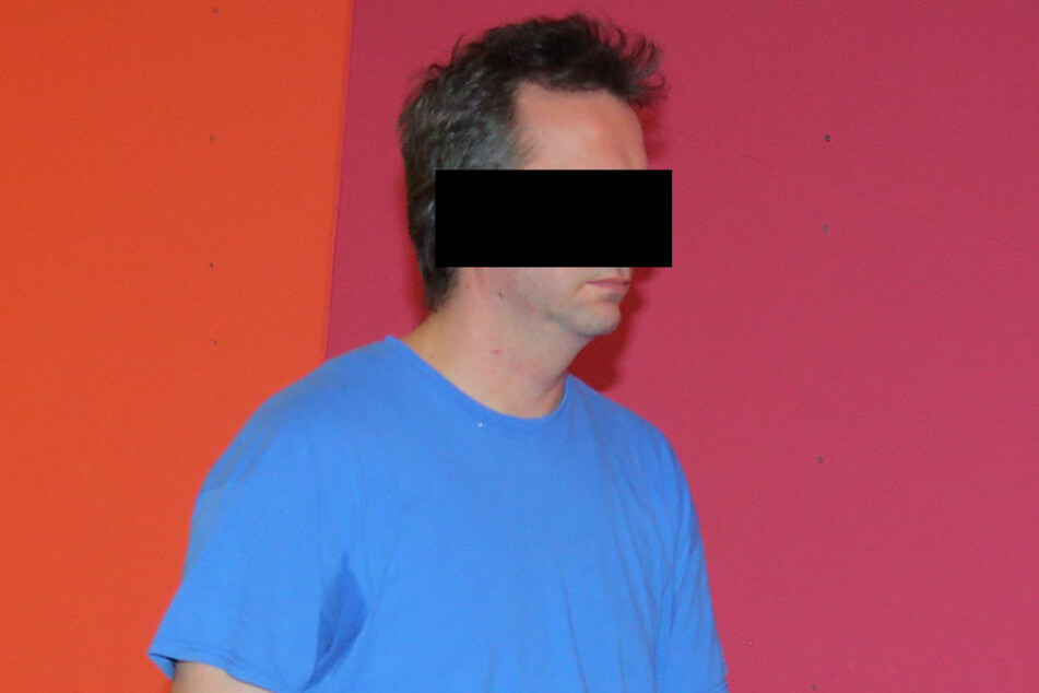 Hätte Robert P. (39) mal die Polizei gerufen, anstatt auszurasten. Jetzt muss er  zahlen.