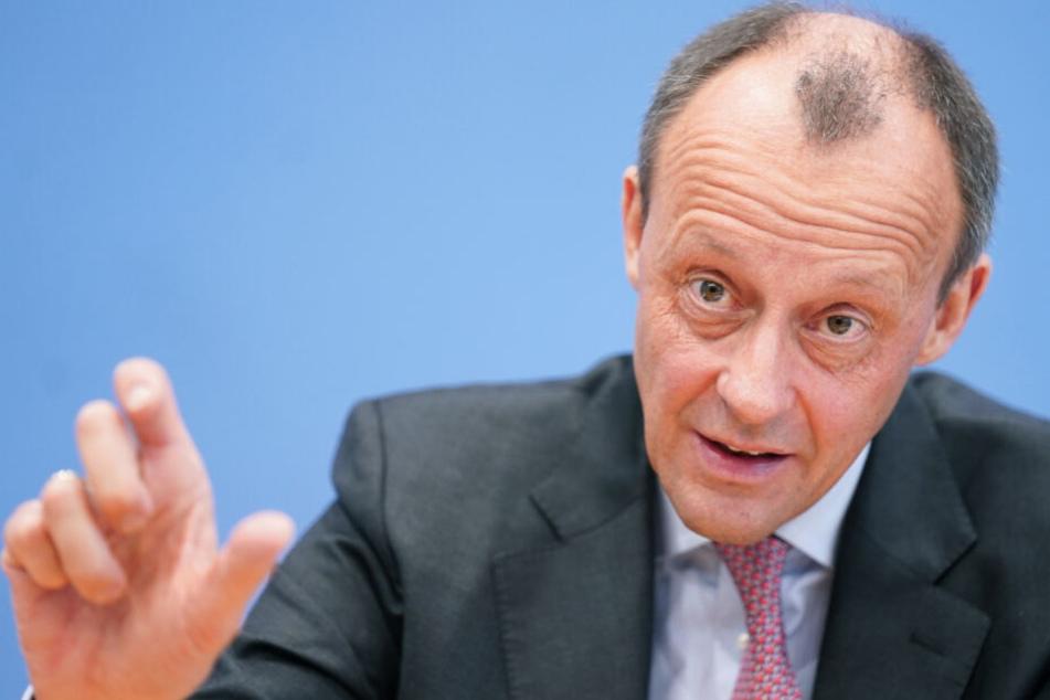 CDU in Baden-Württemberg steht hinter Friedrich Merz für Parteispitze