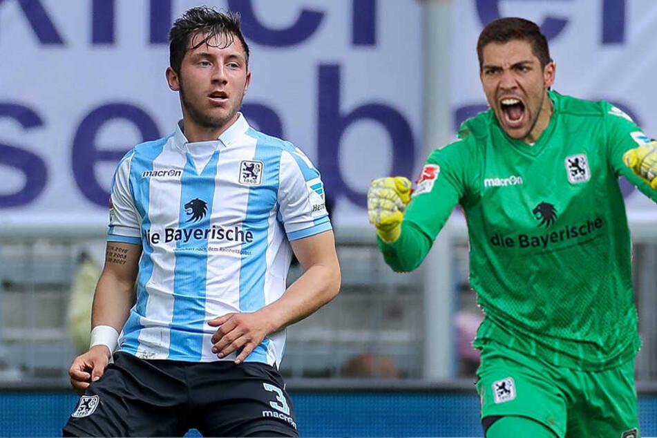 Könnten zusammen nach Bielefeld kommen: Maximilian Wittek (li.) und Stefan Ortega.