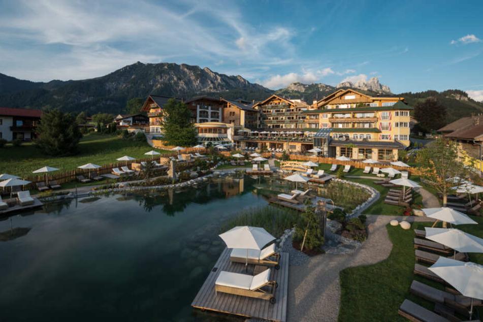 """Das Wellness-Hotel """"Engel"""" in Tirol"""