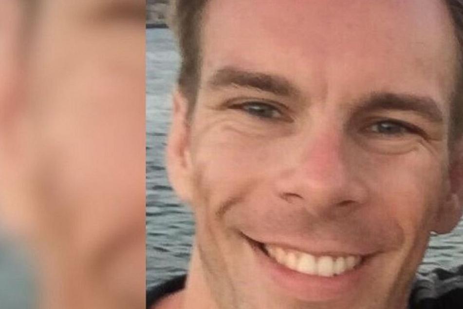 Martin Coleman (29) soll einen Selbstmord inszeniert haben. Anscheinend floh er aber über die Grenze.