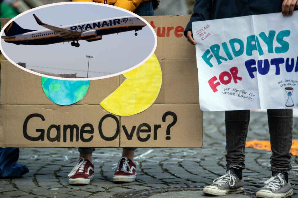 Zelten in der Nähe oder mit dem Flieger nach Malle: Klima-Schutz auch nach dem Abi?