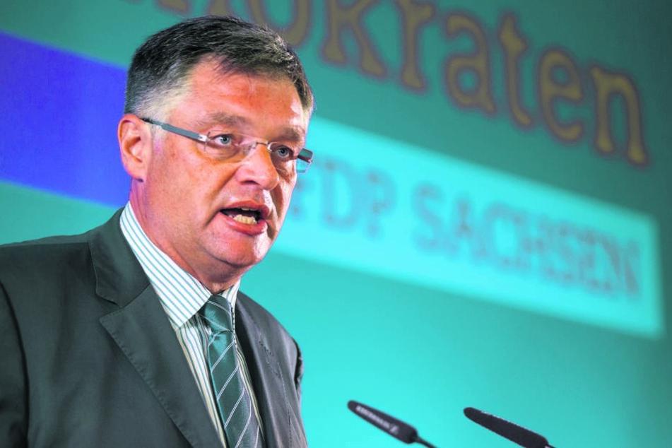 Holger Zastrow (50, FDP)
