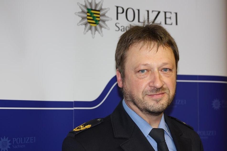 Polizeipräsident Jürgen Georgie biss sich an dem Fall die Zähne aus.