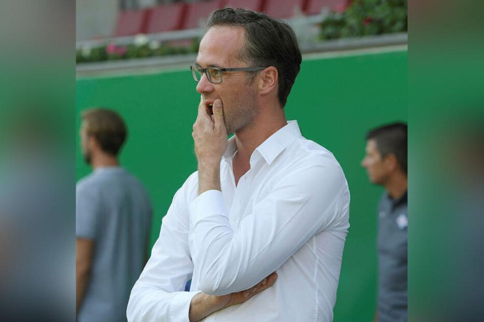 """RB-Manager Florian Scholz - die Ermittler bescheinigten ihm """"absolute Fahruntüchtigkeit""""."""