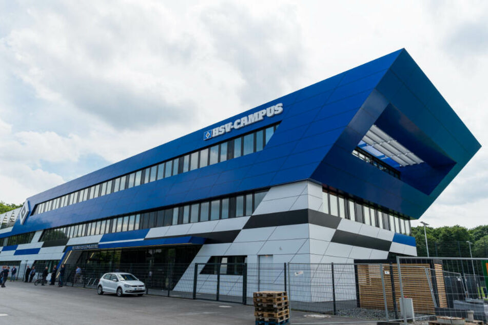 Mit der ersten Fananleihe wurde der Bau des HSV Campus finanziert.