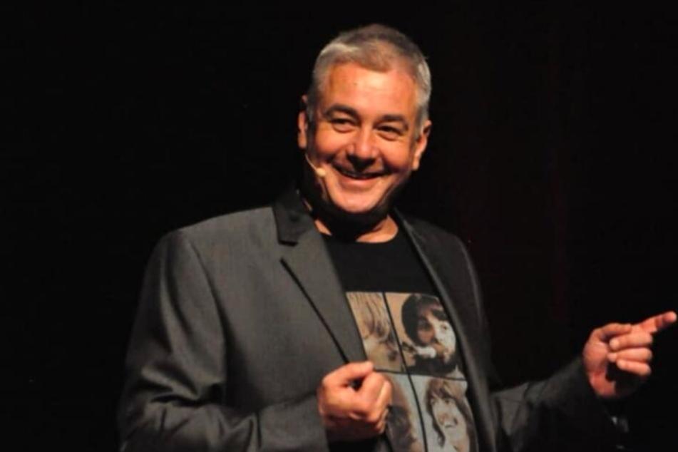 Comedian Ingo Oschmann entging nur knapp dem Unfall-Tod.