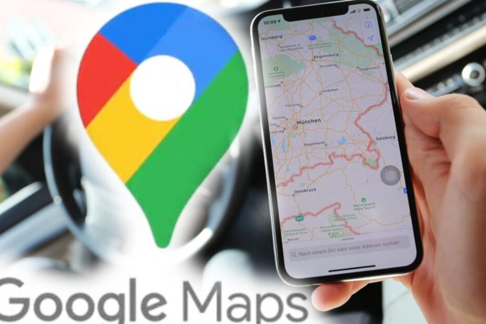 Google Maps mit Update zum 15. Geburtstag: Das ist alles neu!