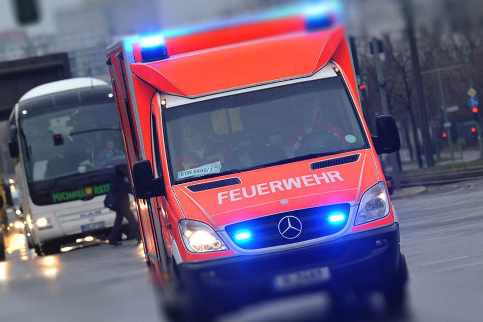 In der Karl-Marx-Straße endete eine Schlägerei für zwei Männer im Krankenhaus. (Symbolbild)