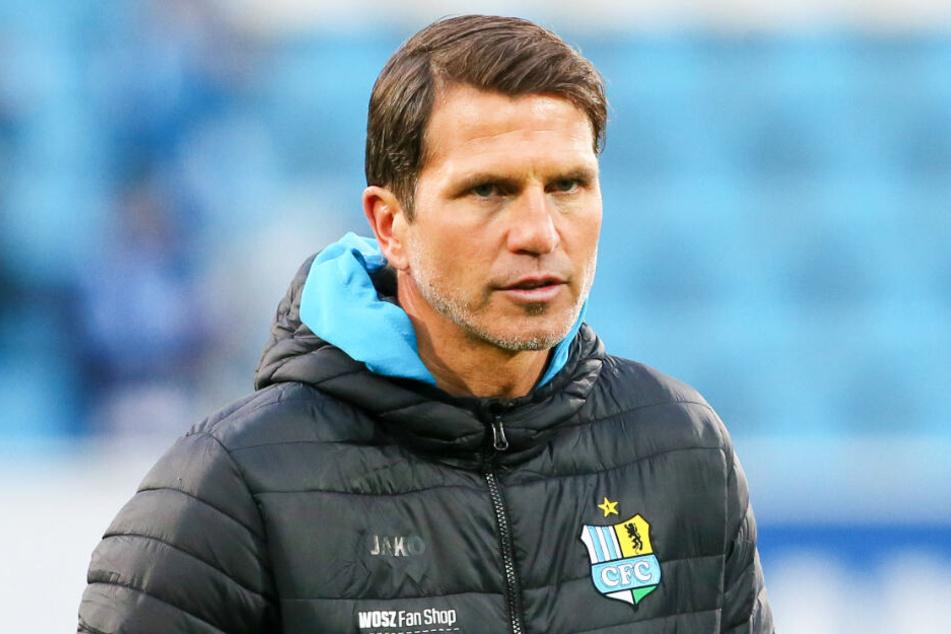 Trainer Patrick Glöckner hat dem CFC zu einer neuen Spielkultur verholfen. Doch sein Team hat vor allem auswärts zuletzt zu viele Punkte liegen gelassen.