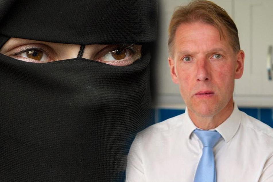 Arzt bittet Muslima Niqab abzunehmen und steht jetzt vorm beruflichen Aus