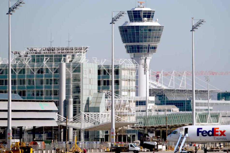 Droht Chaos am Flughafen in München? Verdi ruft zu Streik auf