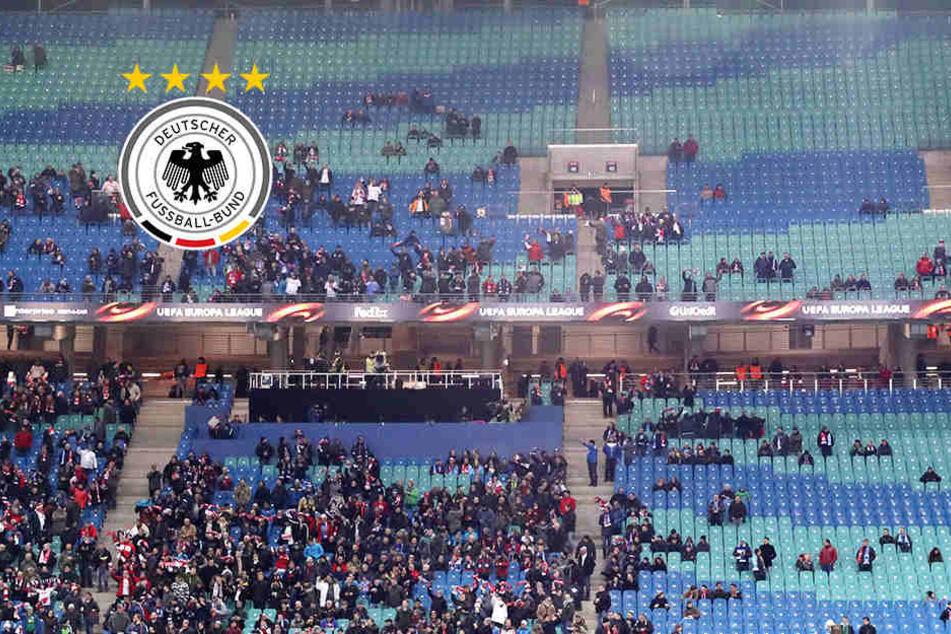 Droht dem DFB-Team morgen ein Zuschauer-Debakel?