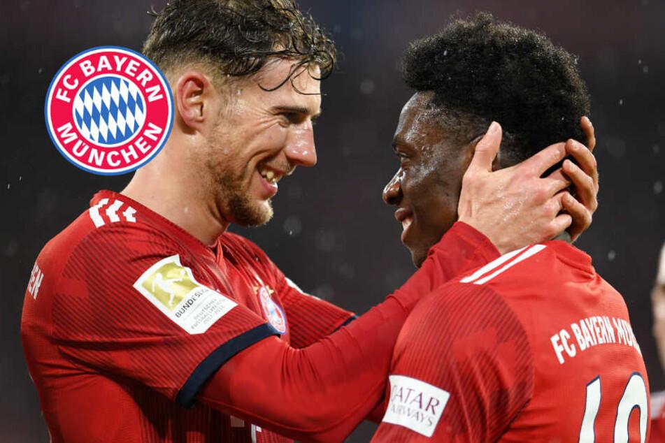 Kantersieg! Bayern ballert sich Champions-League-Frust von der Seele
