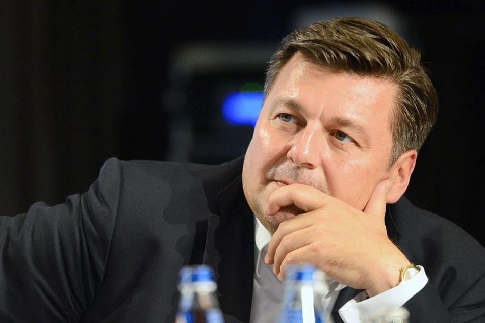 Innensenator Andreas Geisel (SPD).