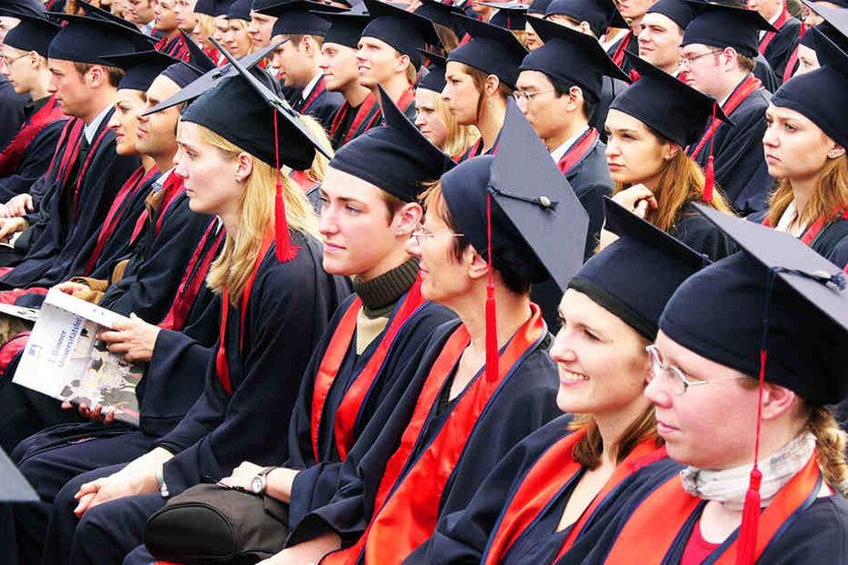 Laut einer Xing-Studie hat Bielefeld nur einen 35,5 Prozent großen Anteil an Akademikern (Symbolbild).