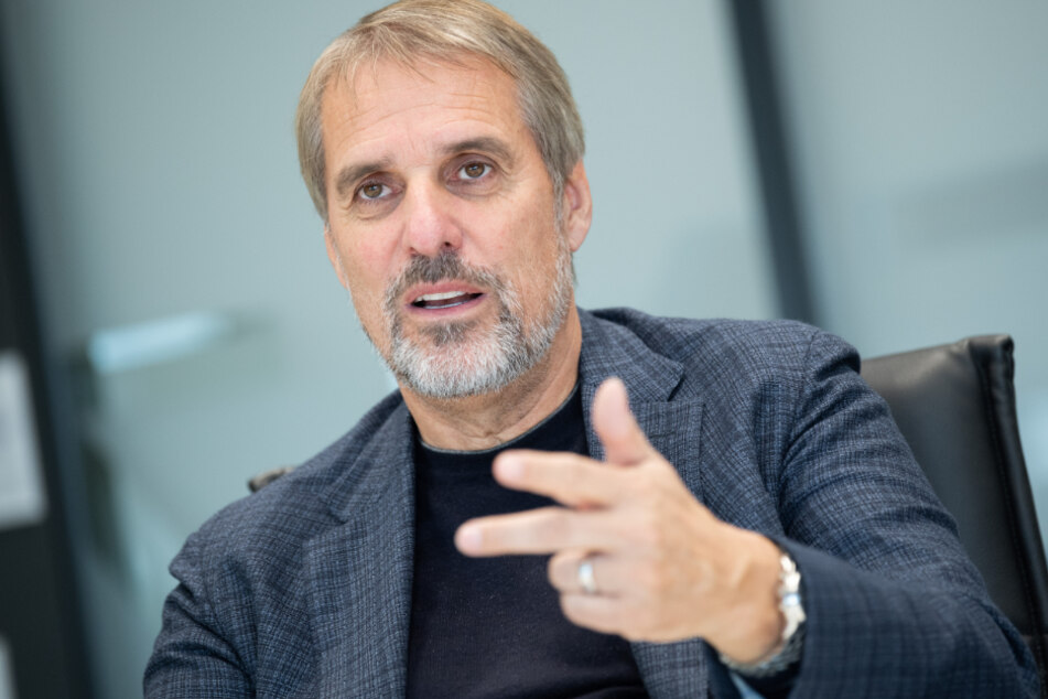 Daimler-Personalvorstand Wilfried Porth (61).