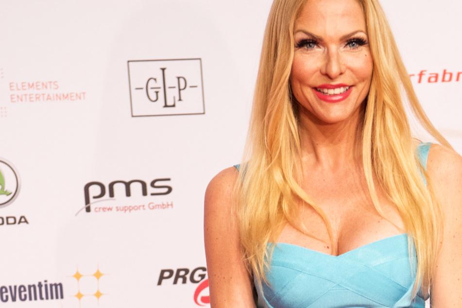 Feuchter Traum: TV-Blondine Sonya Kraus zeigt sexy Throwback-Foto