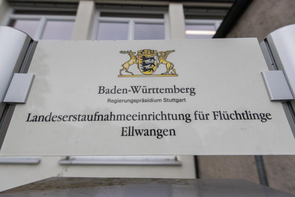 Die Landeserstaufnahmestelle in Ellwangen ist nach dem Ankunftszentrum in Heidelberg die größte Flüchtlingsunterkunft in Baden-Württemberg.