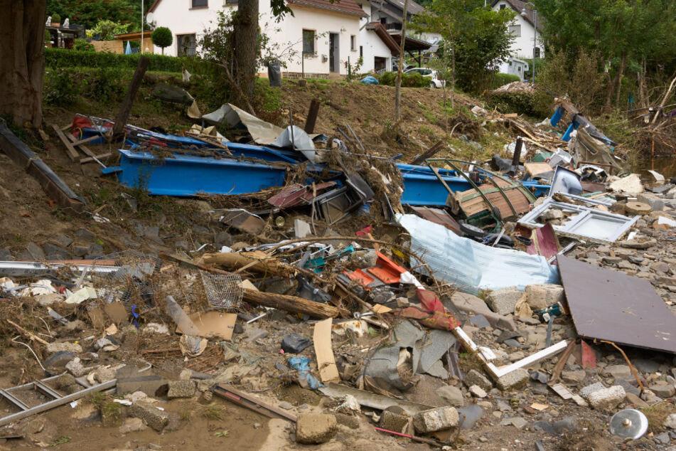 Im Katastrophengebiet rund um das Ahrtal kehrt nach den schweren Überflutungen erst langsam wieder Normalität ein.