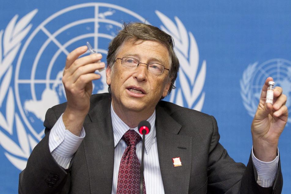 Bill Gates, Microsoft-Gründer und Co-Vorsitzender der Bill & Melinda Gates Foundation.