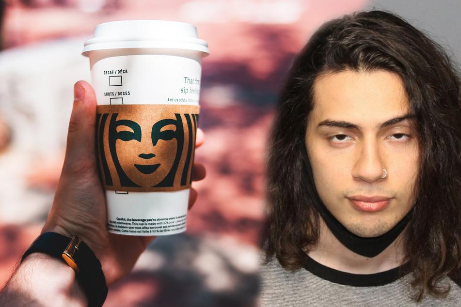 Starbucks-Barista spuckt in Becher von Polizisten, die Ekel-Attacke lange Zeit nicht bemerken