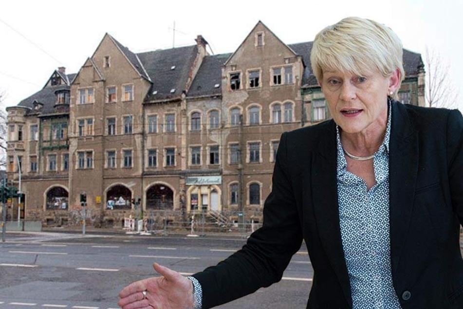 Wie geht es mit diesem Chemnitzer Kulturdenkmal weiter?