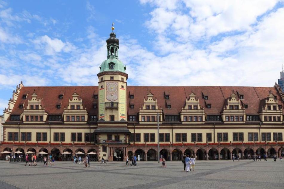 Das Alte Rathaus soll ab 2017 saniert werden.