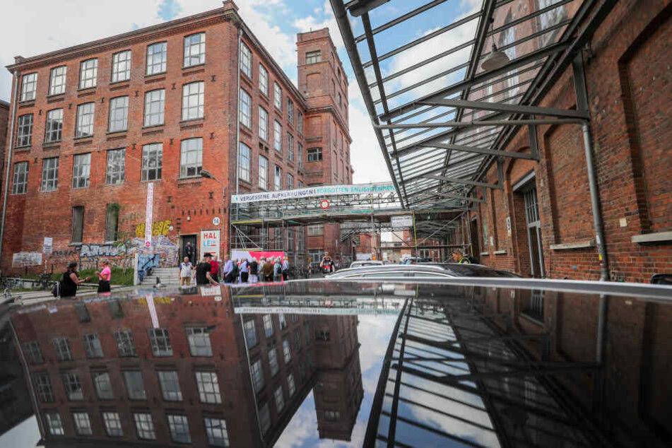 Die 26. Leipziger Jahresausstellung eröffnet am heutigen Mittwoch auf dem Gelände der Baumwollspinnerei.