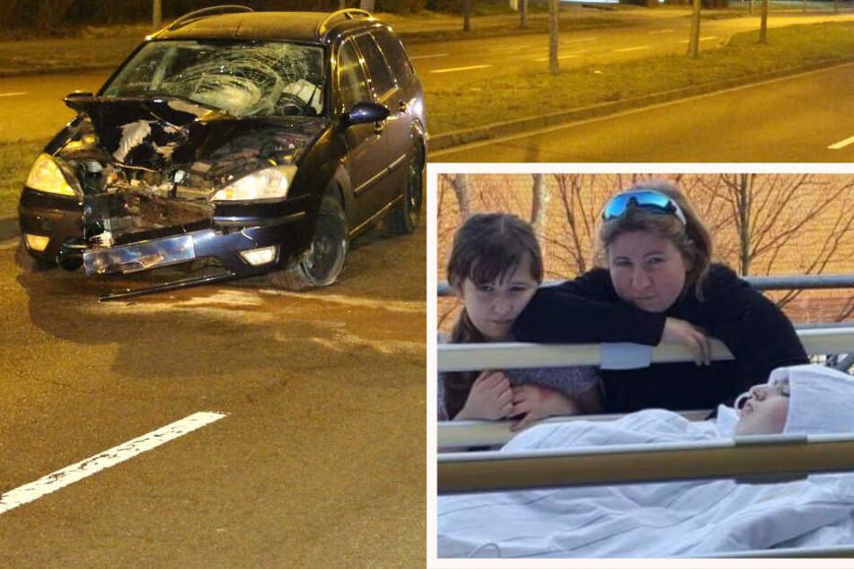 Alina (13) aus Leipzig wurde nach Suff-Crash zum Pflegefall! Jetzt muss die Familie ausziehen