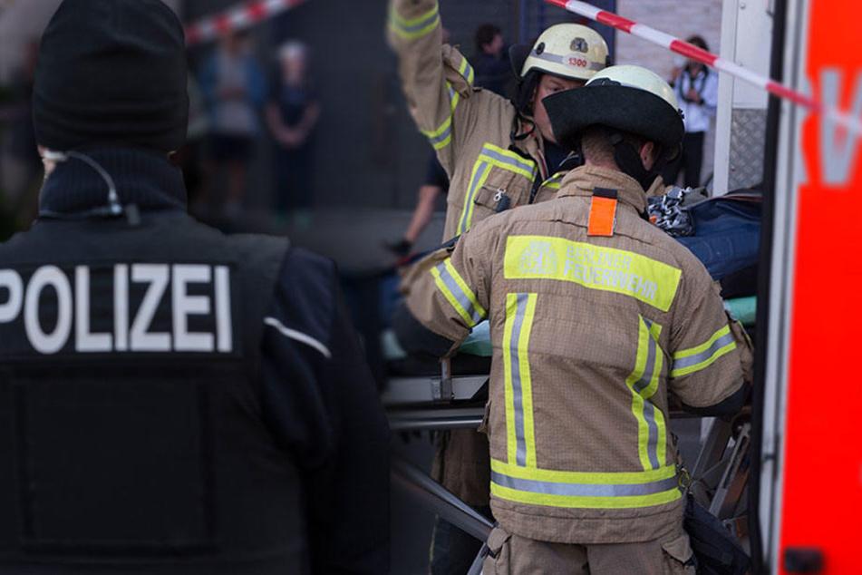 Mädchen stürzt aus dem 8. Stock und stirbt: Polizei geht von Unglück aus