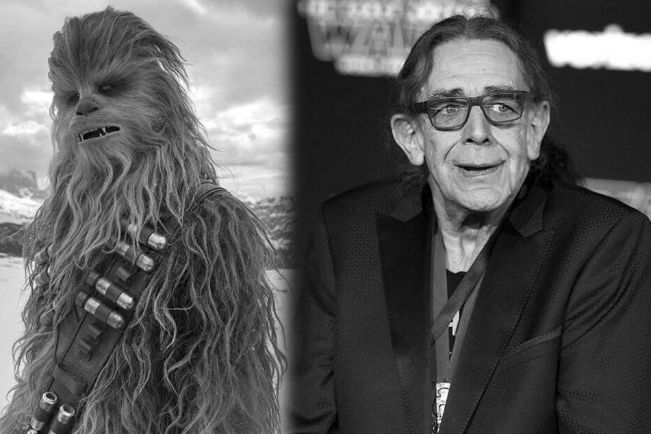 Chewbacca Schauspieler