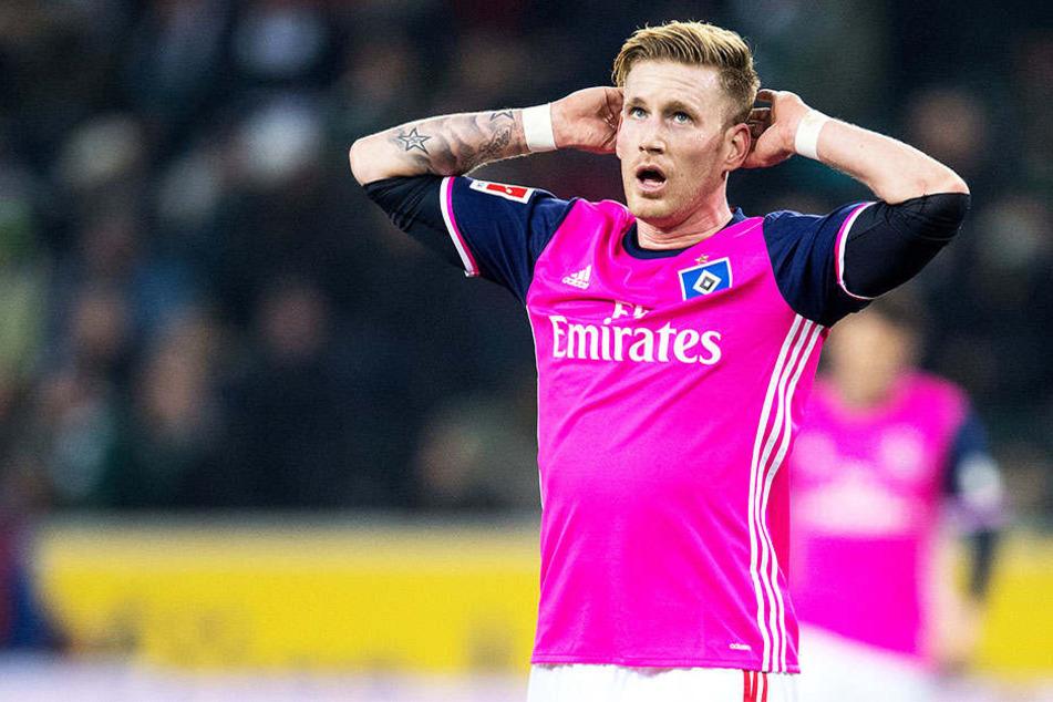 Wird den HSV wohl verlassen: André Hahn.