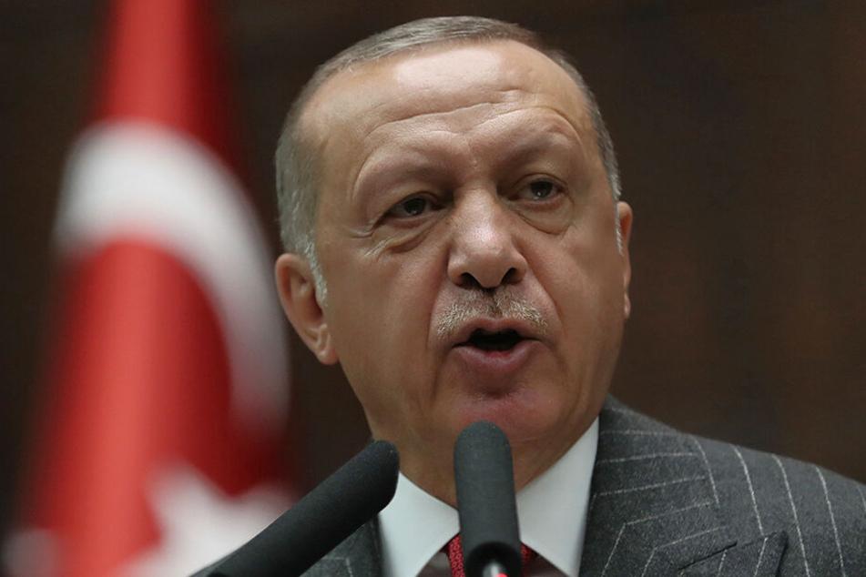 Recep Tayyip Erdogan, Präsident der Türkei, hat eine Wiederholung der Bürgermeister-Wahl in Istanbul angeordnet.