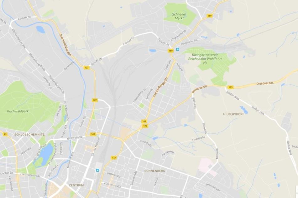 Mehrere Chemnitzer Stadtteile sind vom Stromausfall betroffen.
