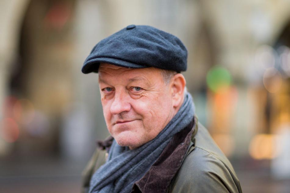 Leonard Lansink spielt Kommisar Wilsberg in der ZDF-Krimi Serie.