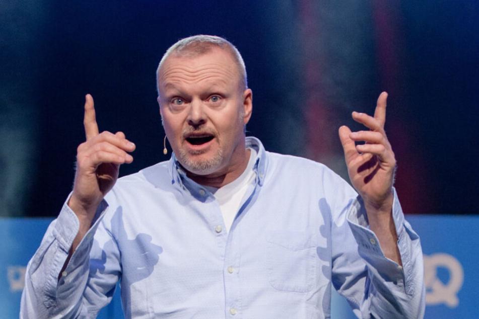 """Entertainer Stefan Raab hat die Show """"Das Ding des Jahres"""" erfunden."""
