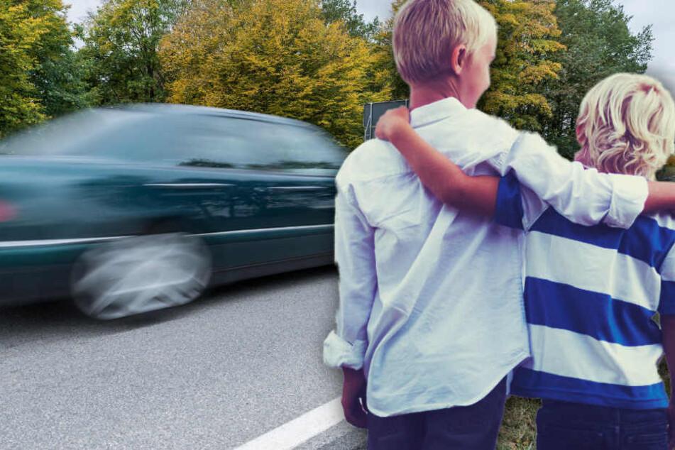 Zwei Brüder gönnten sich eine Spritztour mit dem Auto ihrer Mutter. (Symbolbild)