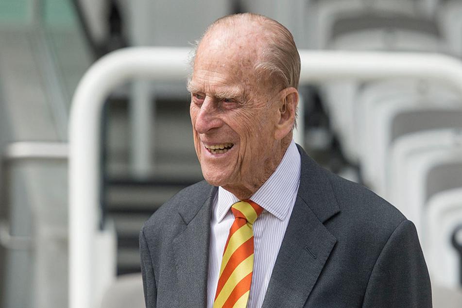 Prinz Philip kündigte an, ab Herbst von allen offiziellen Verpflichtungen zurückzutreten.