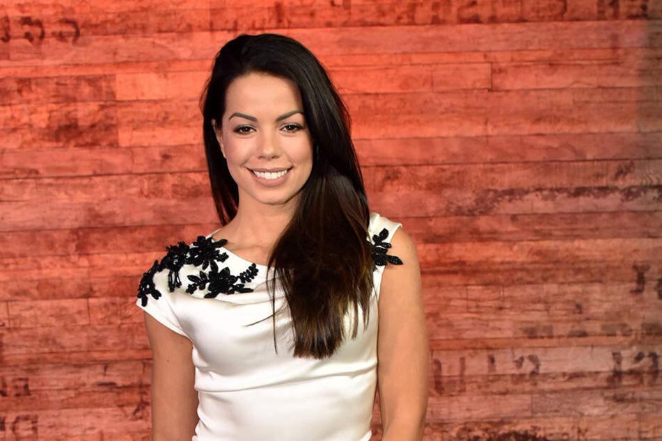 Fernanda Brandao (35) - die brasilianische Latin-Pop-Sängerin ist gern gesehener Gast in TV-Shows.