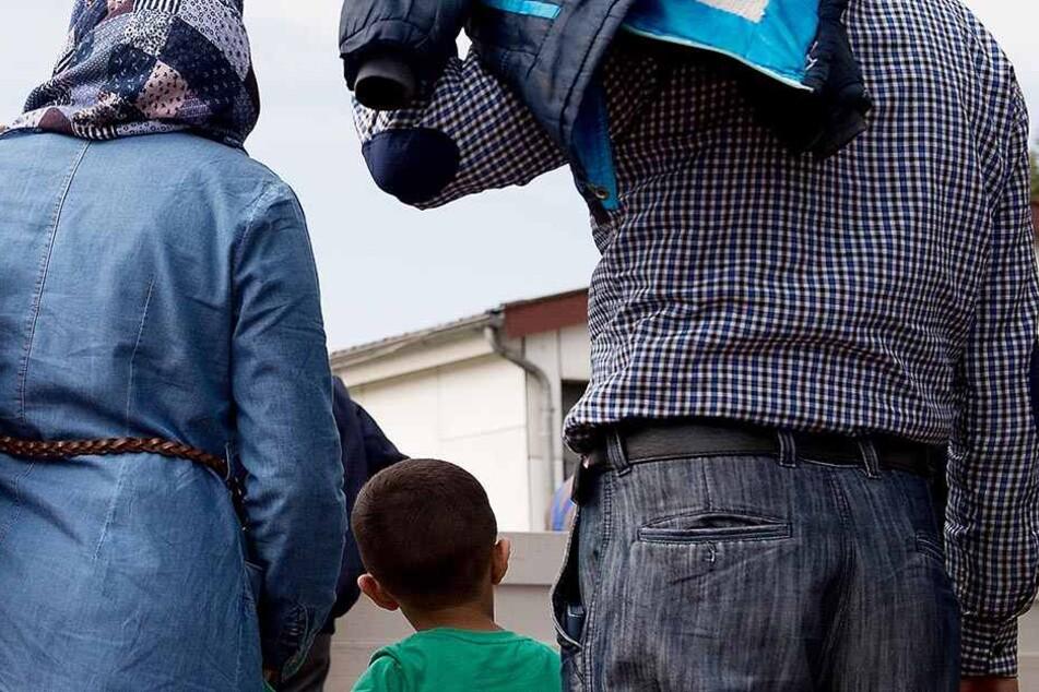 Die Behörden gehen von Menschenhandel aus. (Symbolbild)