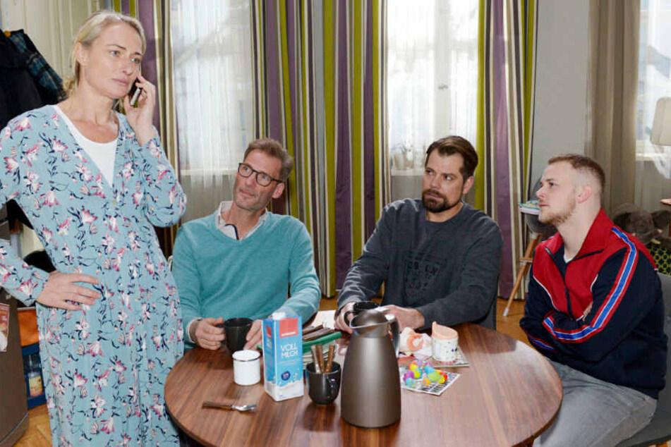 Maren, Alexander, Leon und Jonas haben ein akutes Problem.