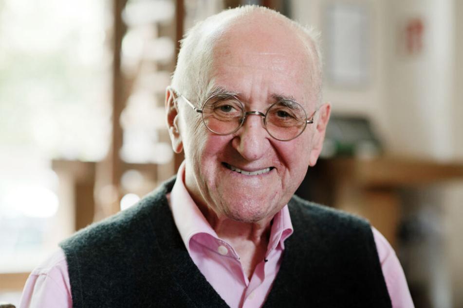 Er brachte Kochen ins TV: Alfred Biolek wird 85 Jahre alt