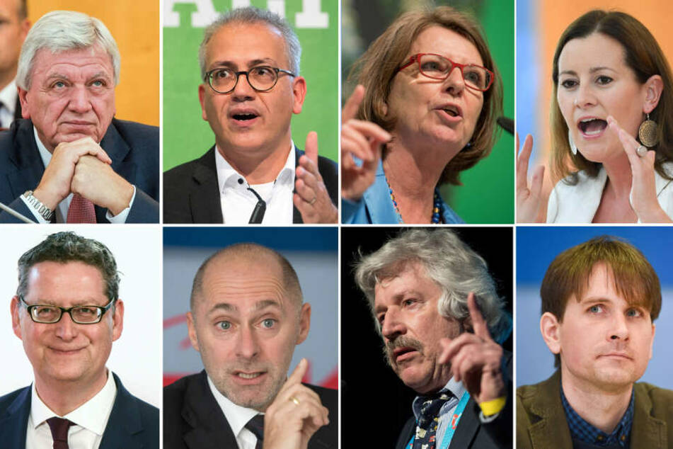 Es wird ernst: Parteien starten kurz vor Landtagswahl nochmal die Charme-Offensive