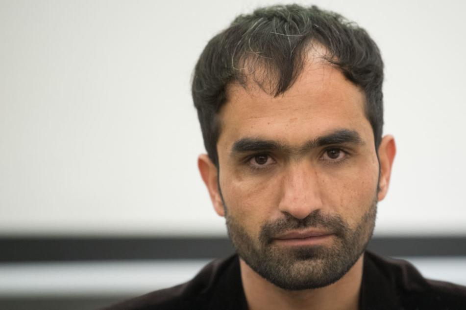 Die Taliban hatte ihn fast getötet, nun hofft er in Deutschland zu bleiben. (Archivbild)